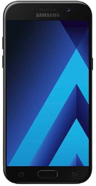 Galaxy A5 2017 reparaties