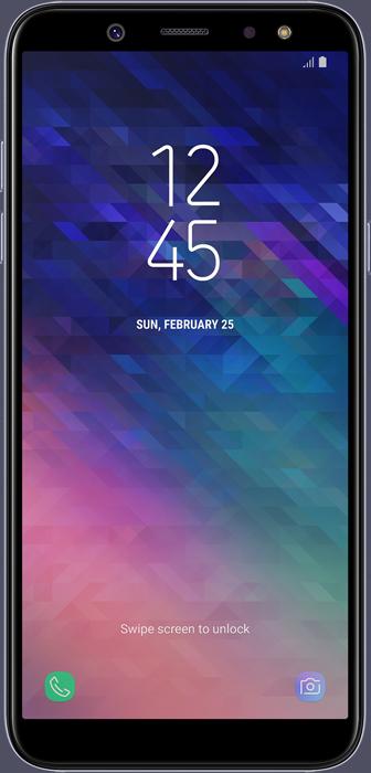 Galaxy A6 2018 reparaties