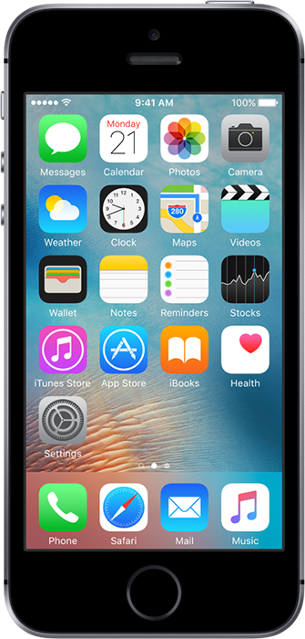 iPhone 5SE reparatie